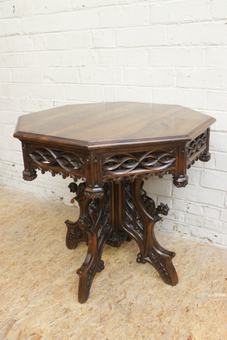 Gothic Coffee Table Tables Houtroos
