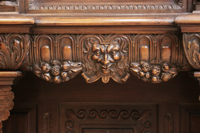 Credenza Definition In Art : Mid century modern style teak art decor homes